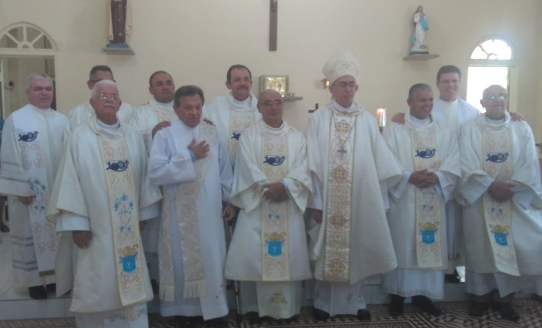 Diocese de Nazaré celebra os 10 anos de ordenação de Diáconos Permanentes