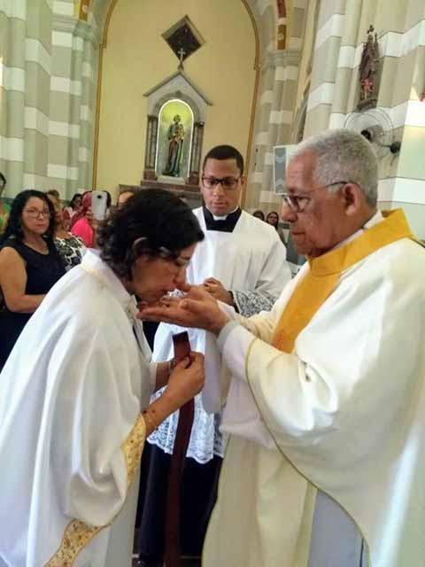 Diácono viúvo é ordenado Presbítero na Diocese de Alagoinhas (BA)