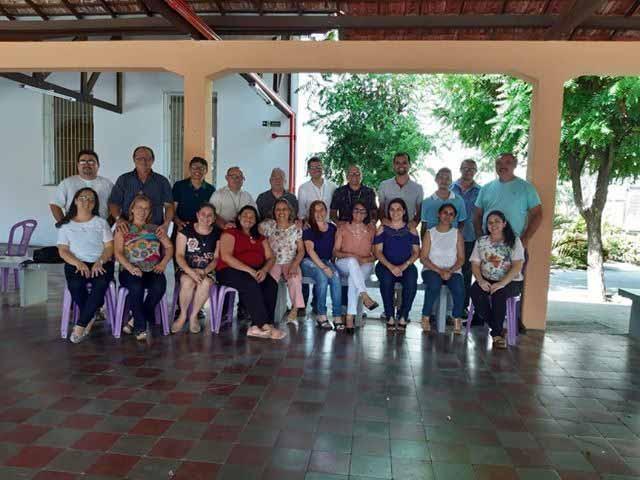 Candidatos ao Diaconado e esposas realizam retiro em Fortaleza (CE)