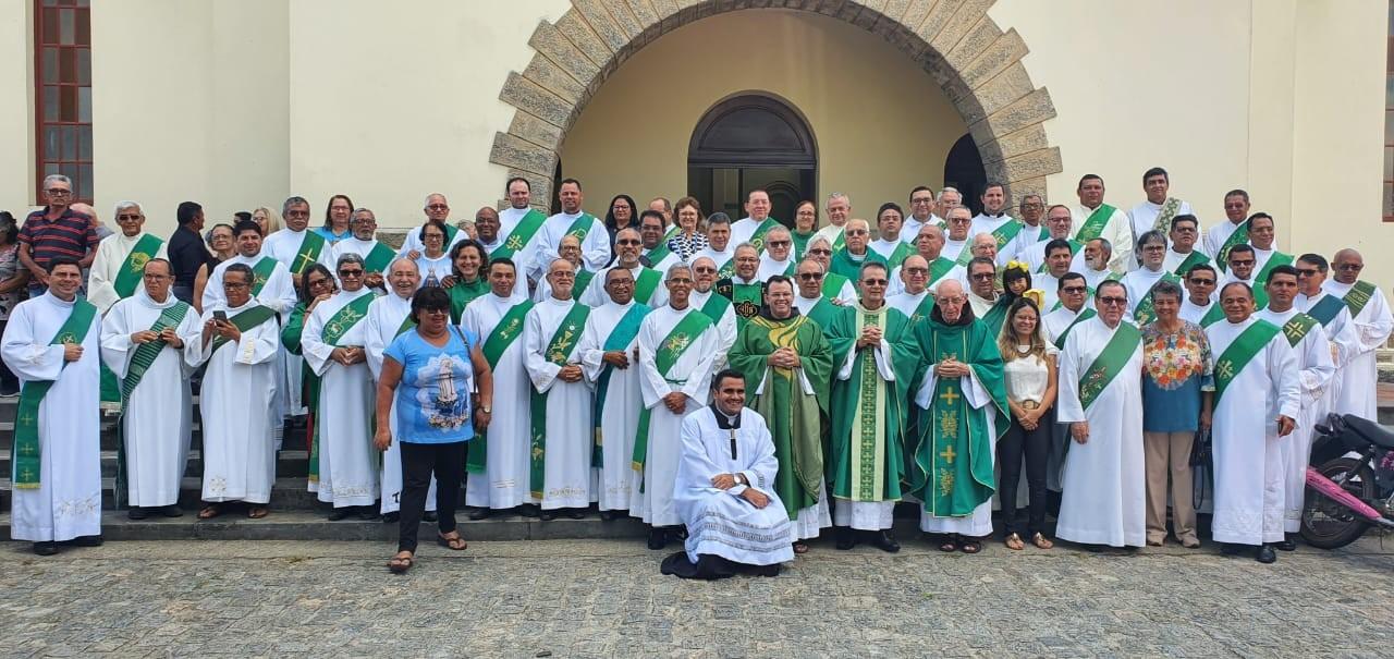 Diáconos e esposas da CRD NE2 participaram de Assembleia Formativa