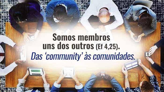 Mensagem do Papa Francisco para o Dia Mundial das Comunicações Sociais de 2019