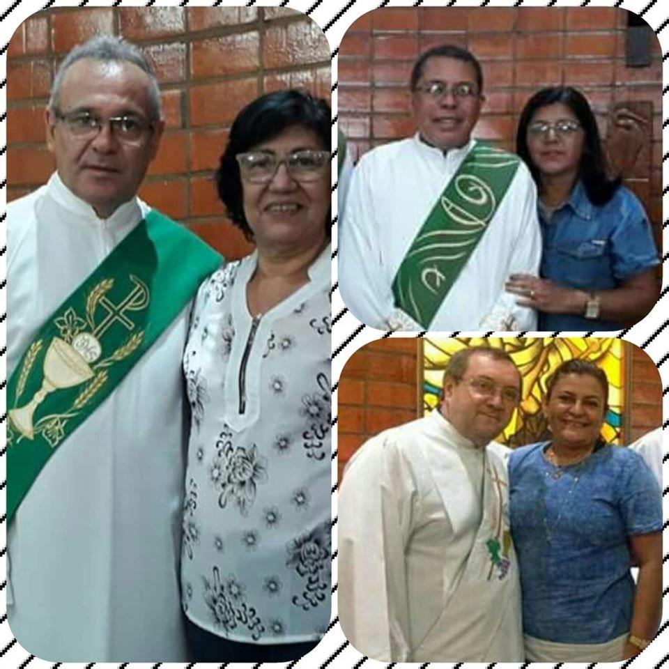 Aniversários de Ordenação Diaconal Permanente na Arquidiocese de Manaus