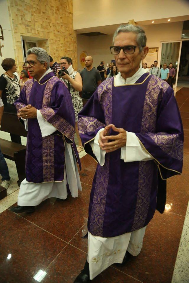 Diácono José Bezerra, 33 anos de ordenação