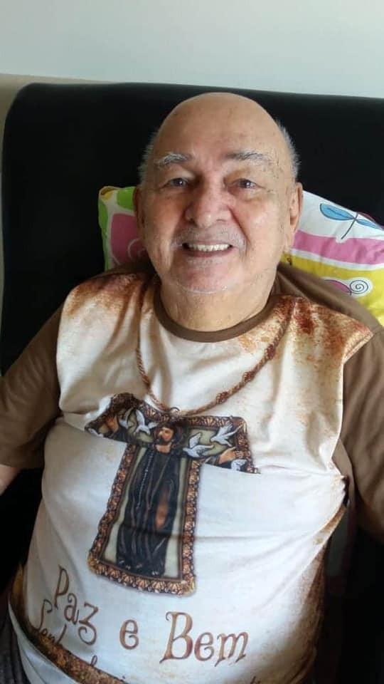Nota de Falecimento - Diácono Aluysio de Albuquerque Silva