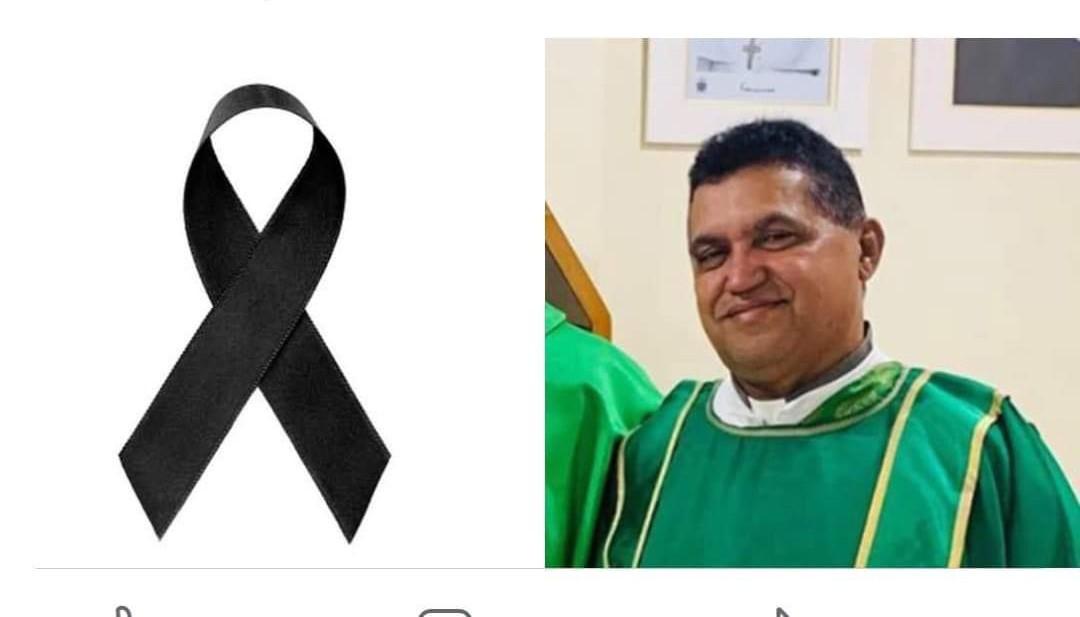 Nota de Falecimento: Diácono Permanente Ariovaldo Canuto