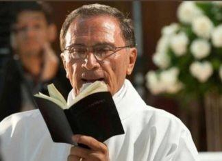 Diocese de Guarabira comunica falecimento do diácono permanente Lázaro Guedes