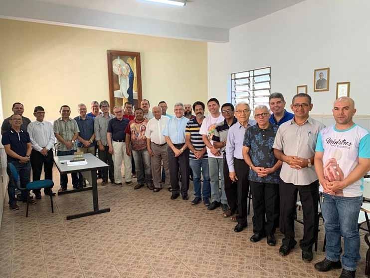 Diretoria da Comissão Diocesana do Diaconato Permanente de Campina Grande (PB) é escolhida