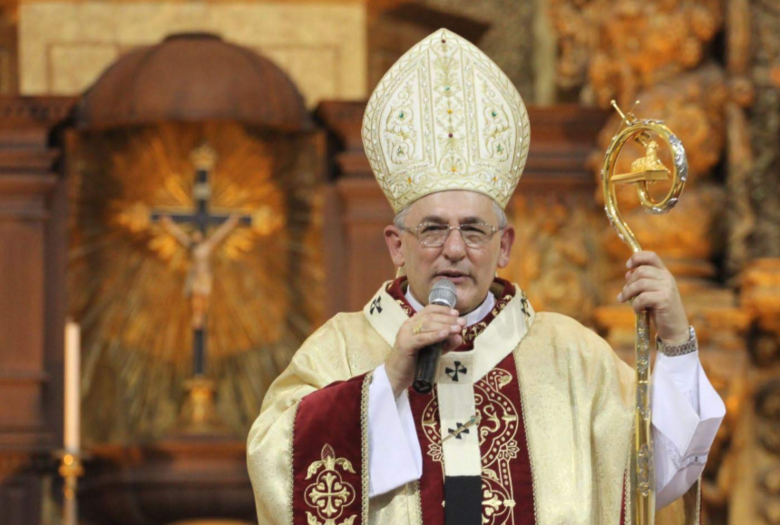 Mensagem da CND ao Arcebispo de Belém do Pará (PA)