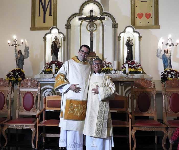 Ordenados dois Diáconos Permanentes na Diocese de Jequié (BA)