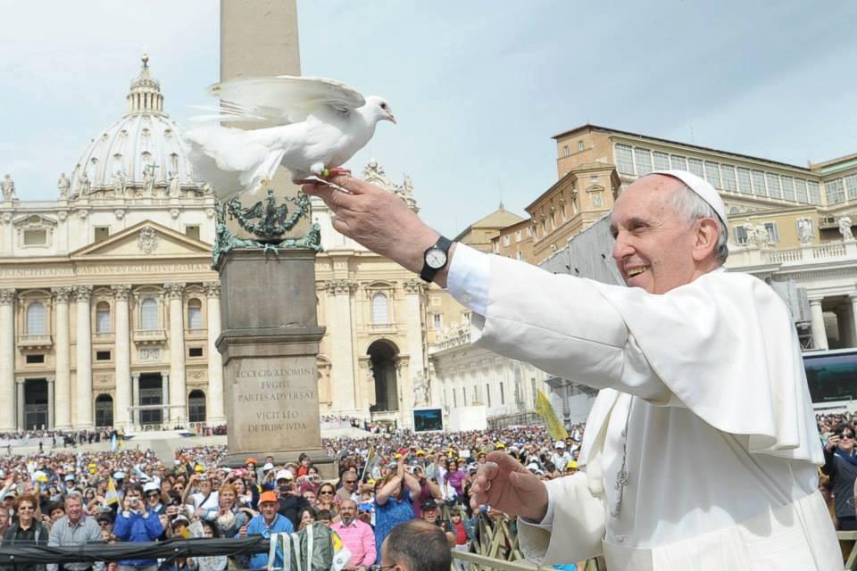 Mensagem do Papa Francisco para o Dia Mundial da Paz de 2020