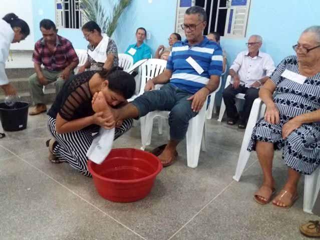 Semana Santa na Comunidade Nossa Senhora da Conceição de Dianópolis (TO)