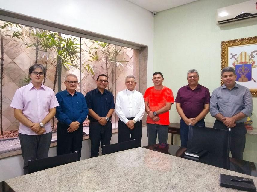 Diretoria da Comissão Diocesana do Diaconado na Diocese de Campina Grande (PB) toma posse