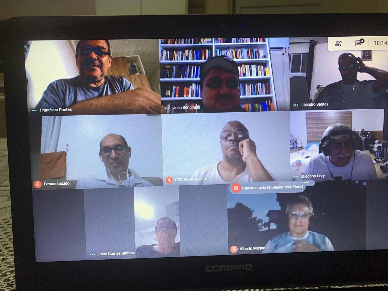 Presidência da CND promove reunião online com ENAP e ENAC