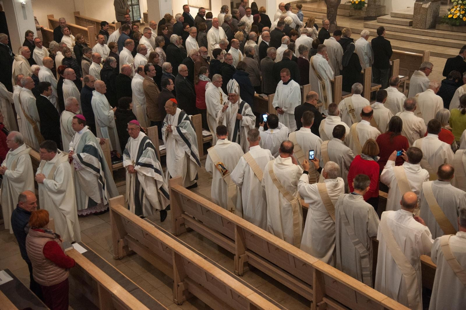 Simpósio sobre a Teologia do Diaconado em Stuttgart (Alemanha).