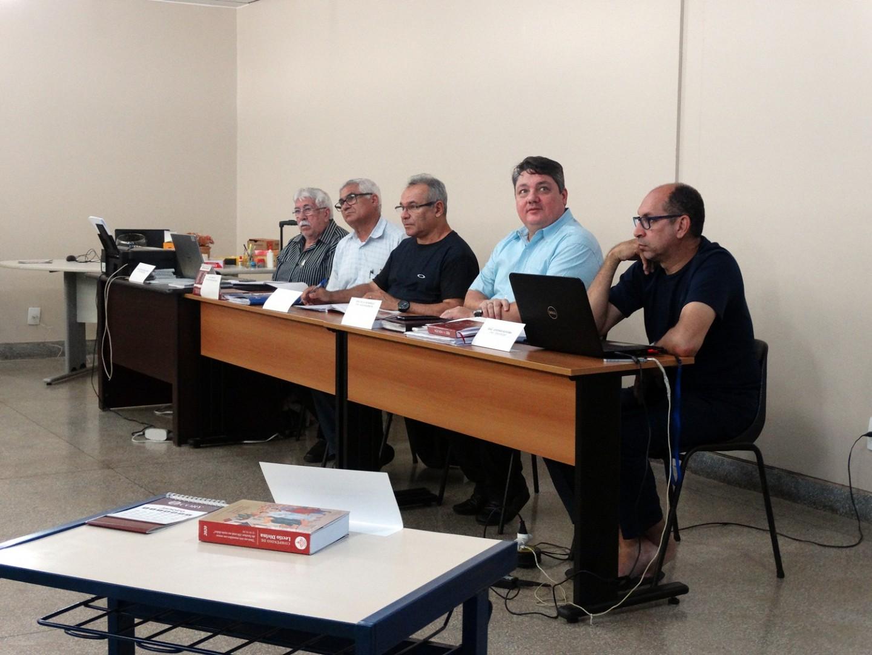 Iniciada Reunião Ampliada da presidência da CND em Brasíia