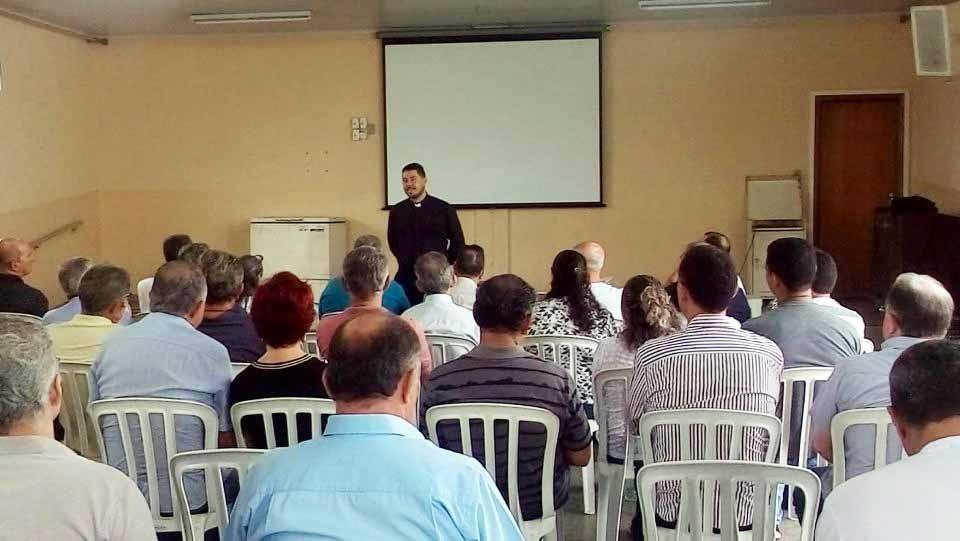 CDD de Uberlândia (MG) realizou Encontro de Espiritualidade
