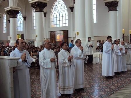 1a Ordenação da Arquidiocese de Belo Horizonte