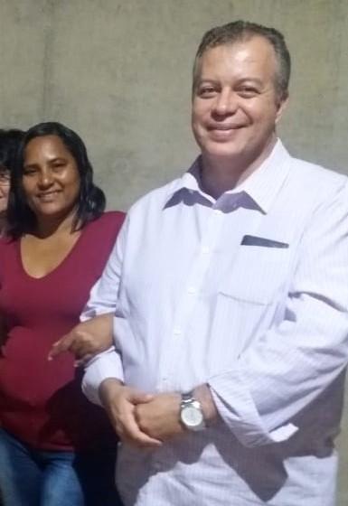 Dc. Normando Leite e Esposa