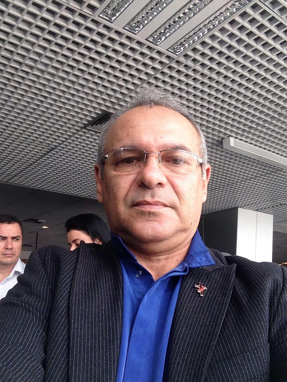 Diácono Chiquinho - 6º presidente