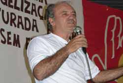 Diácono Dorvalino Bertasso - 1º presidente