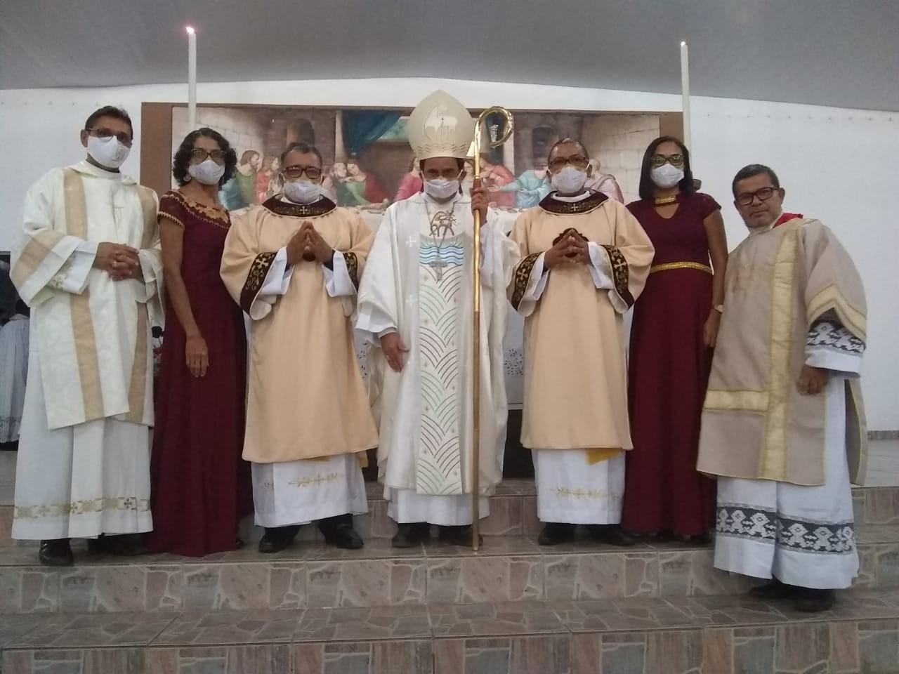 Diocese de Carolina (MA) tem seus primeiros Diáconos Permanentes