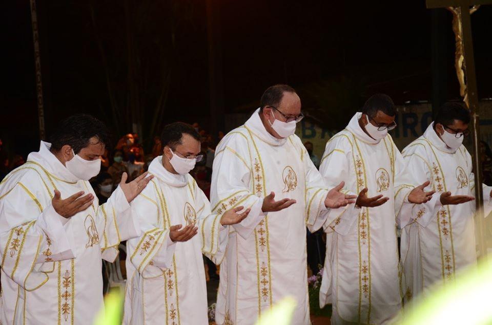 Diocese de Bacabal (MA) tem cinco novos Diáconos Permanentes