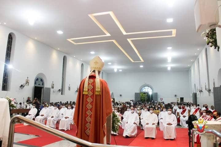 Na Festa de São Lourenço são ordenados 17 Diáconos na Diocese de Parnaíba (PI)