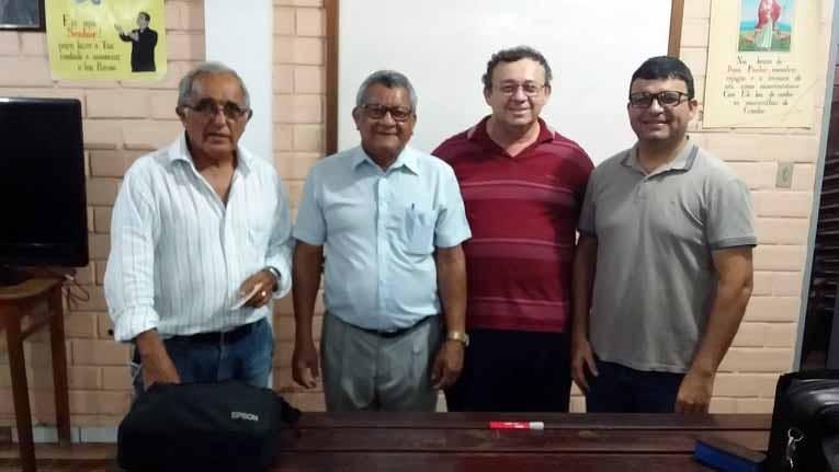 Diáconos da Diocese de Parnaíba (PI) elegeram nova Comissão Diocesana