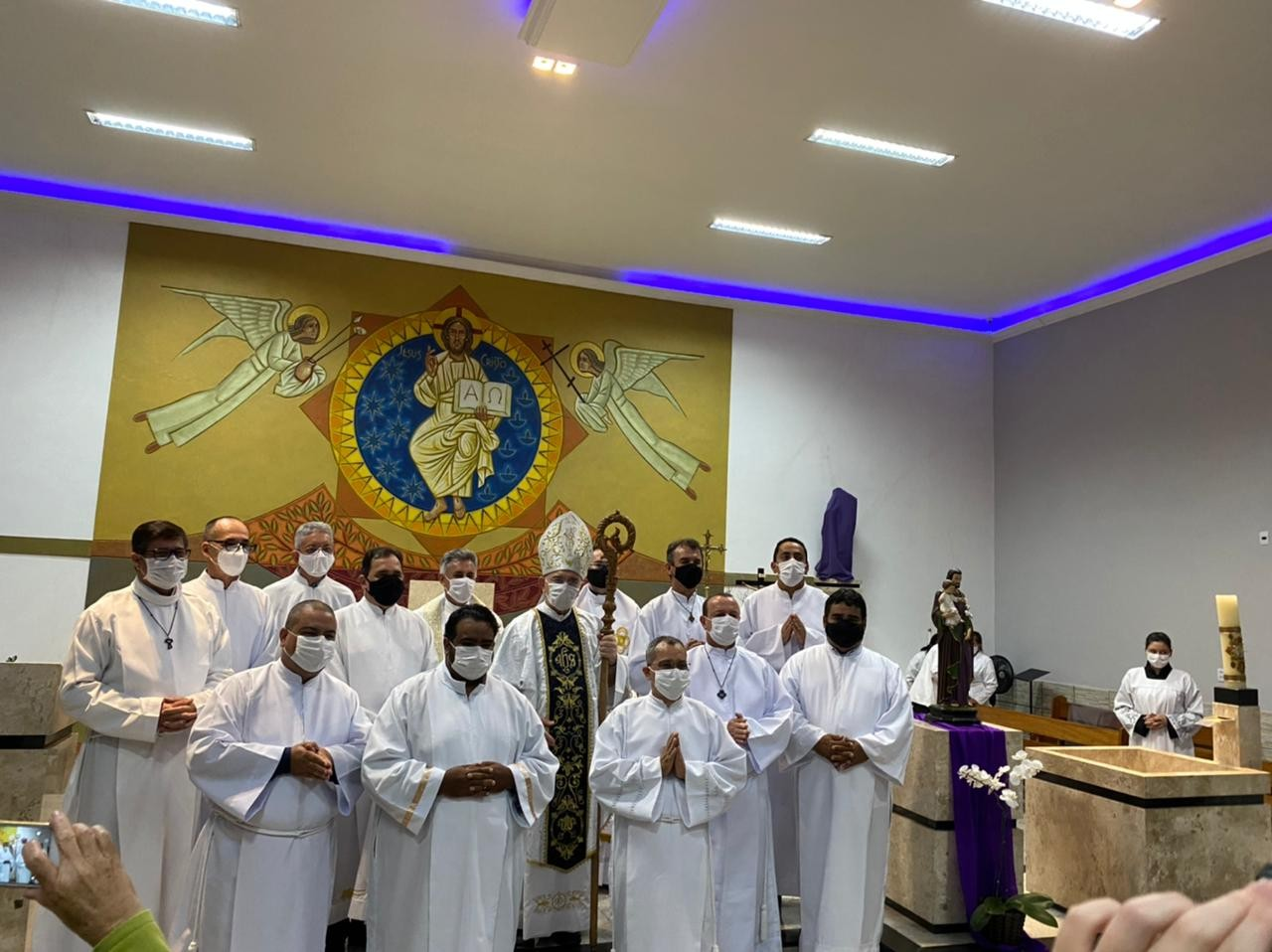 Candidatos ao Diaconado da Arquidiocese de Goiânia (GO) são admitidos ao Acolitado