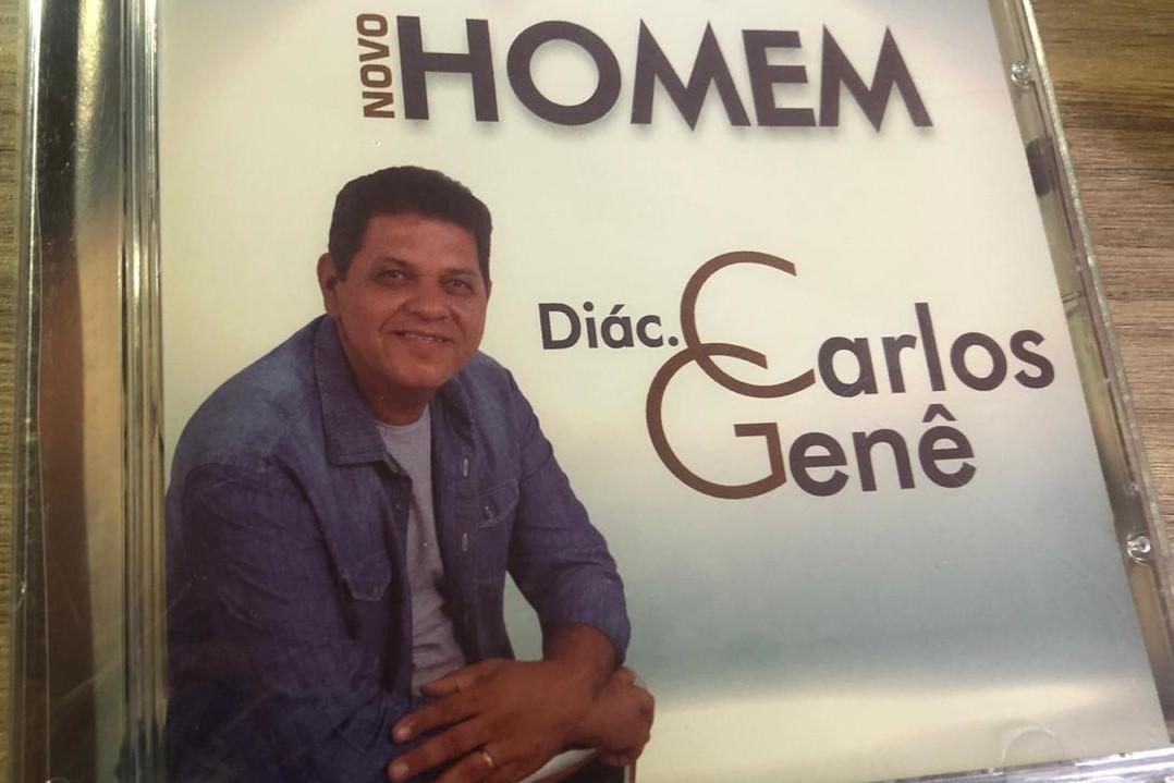 Diácono de Caruaru em Pernambuco evangeliza através da música