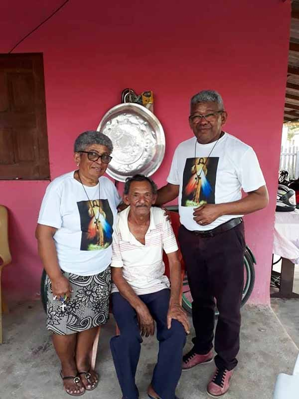 UM CASAL DIÁCONAL EM MISSÃO NA DIOCESE DE RORAIMA