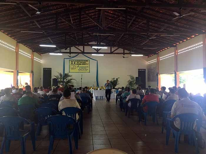 Presidente da CND participa de Assembleia da CRD Nordeste 5