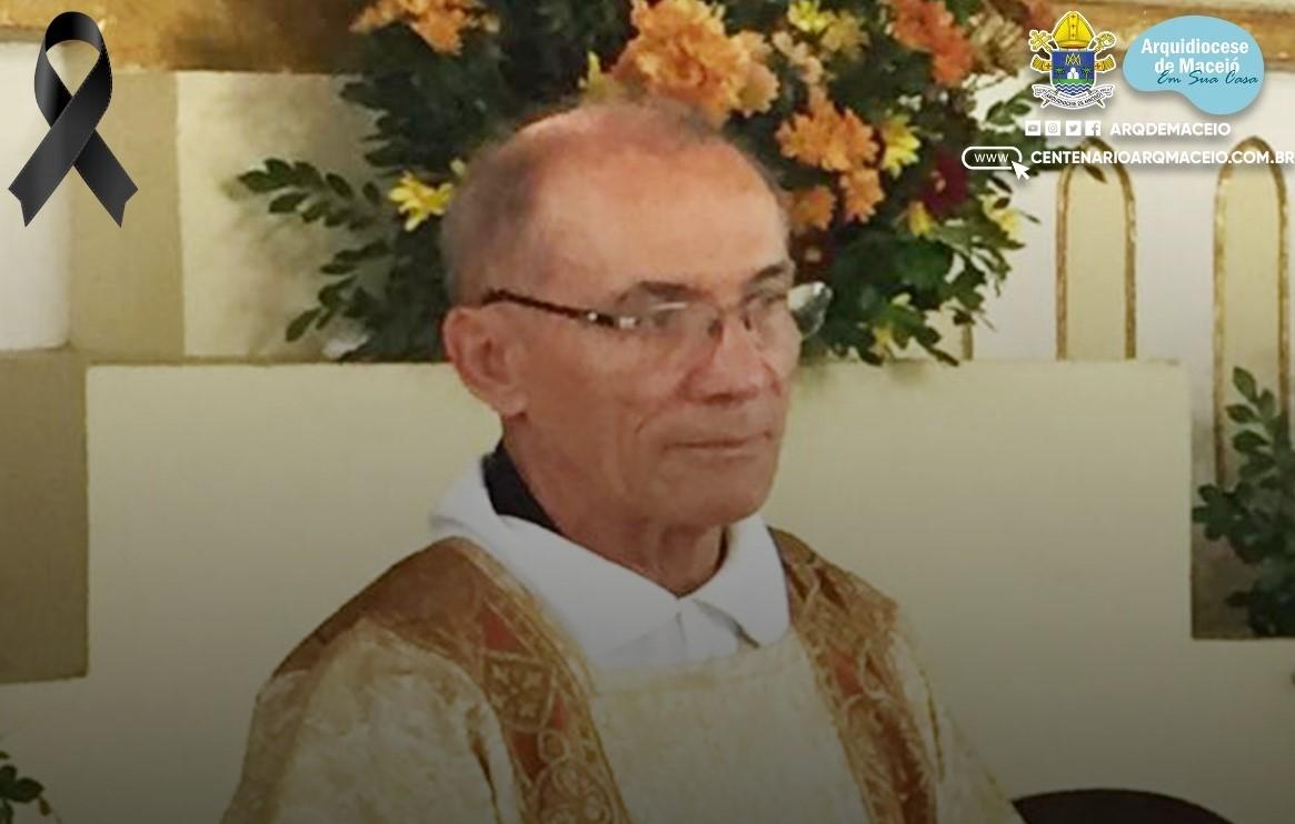 Arcebispo de Maceió comunica falecimento do Diácono José Maria da Silva