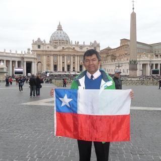 Chile na cruz, que dor!
