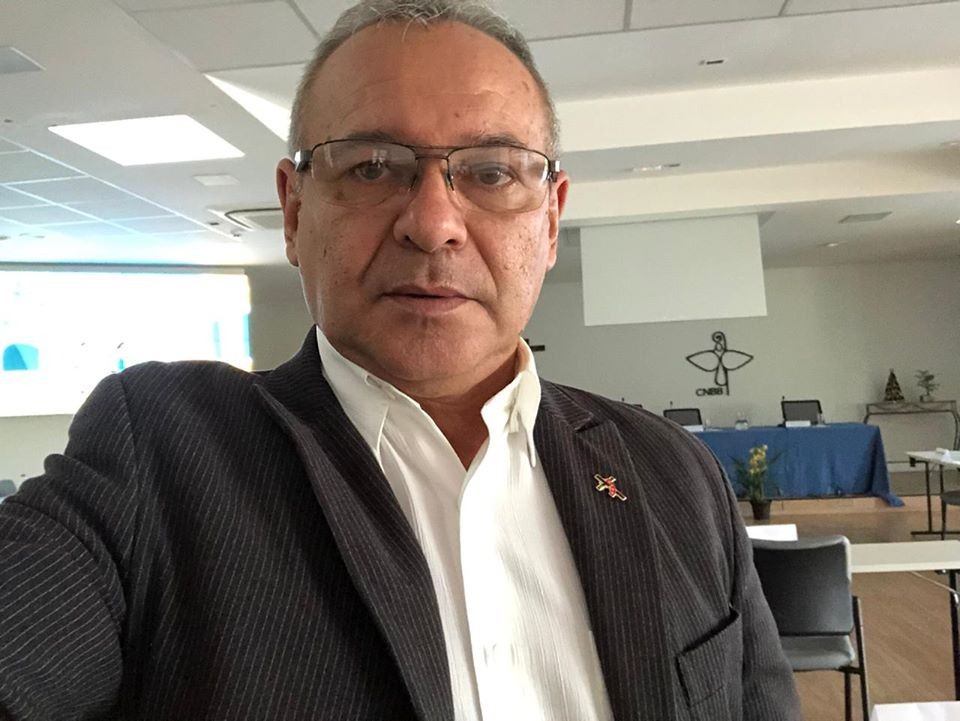 Mensagem do presidente da CND, diácono Chiquinho