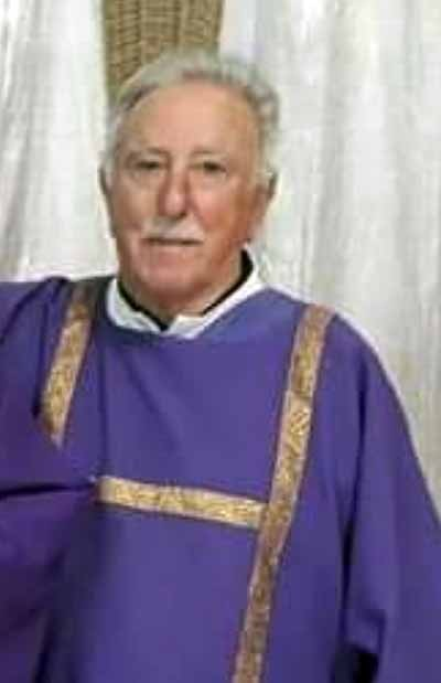 Faleceu o diácono Dionísio Pavan de Jundiaí (SP)