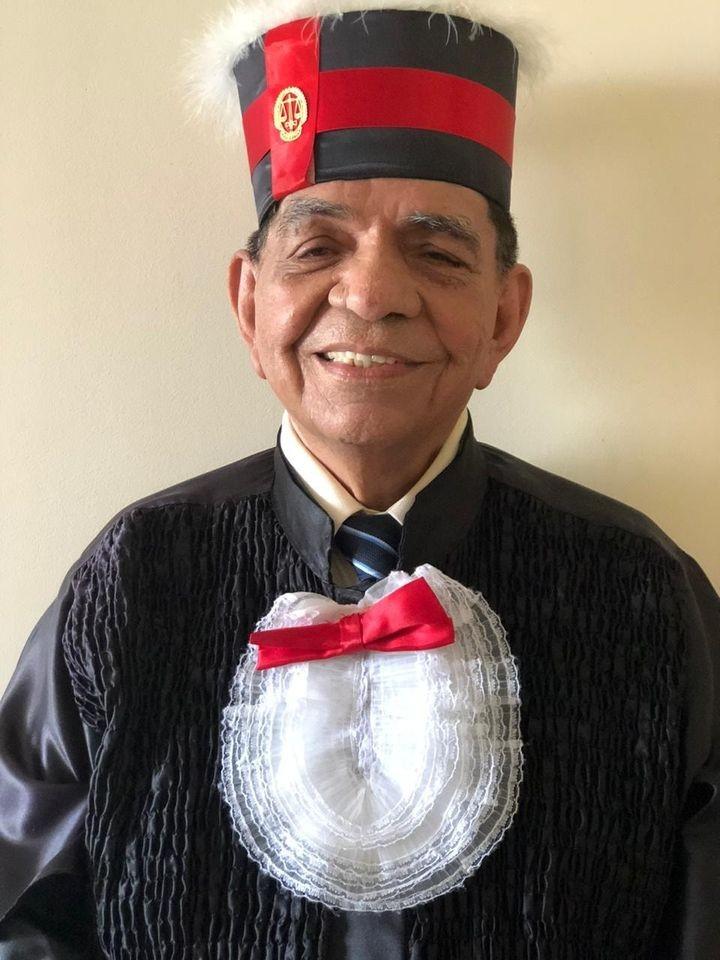 Diácono Coriolano de Souza Pinto se forma em Direito aos 82 anos de idade