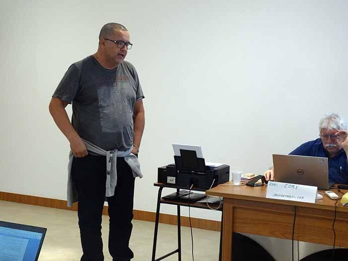 Diácono Renato apresenta projeto da Casa de Atendimento São Pio, de Uberaba (MG)