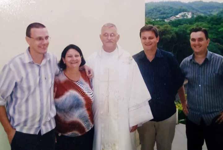Faleceu o Diácono Permanente Salesio Boing, da Diocese de Blumenau (SC)