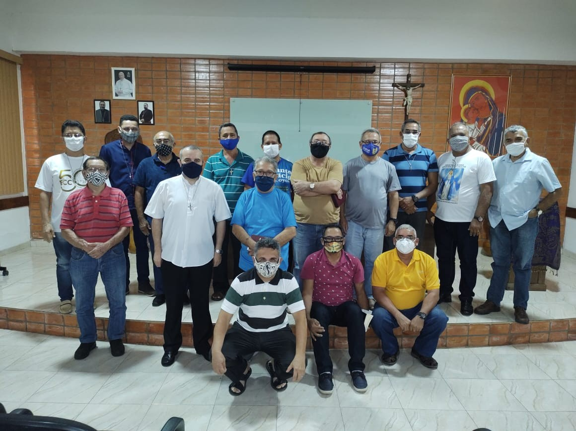 Diáconos da Arquidiocese de Manaus (AM) realizam assembleia