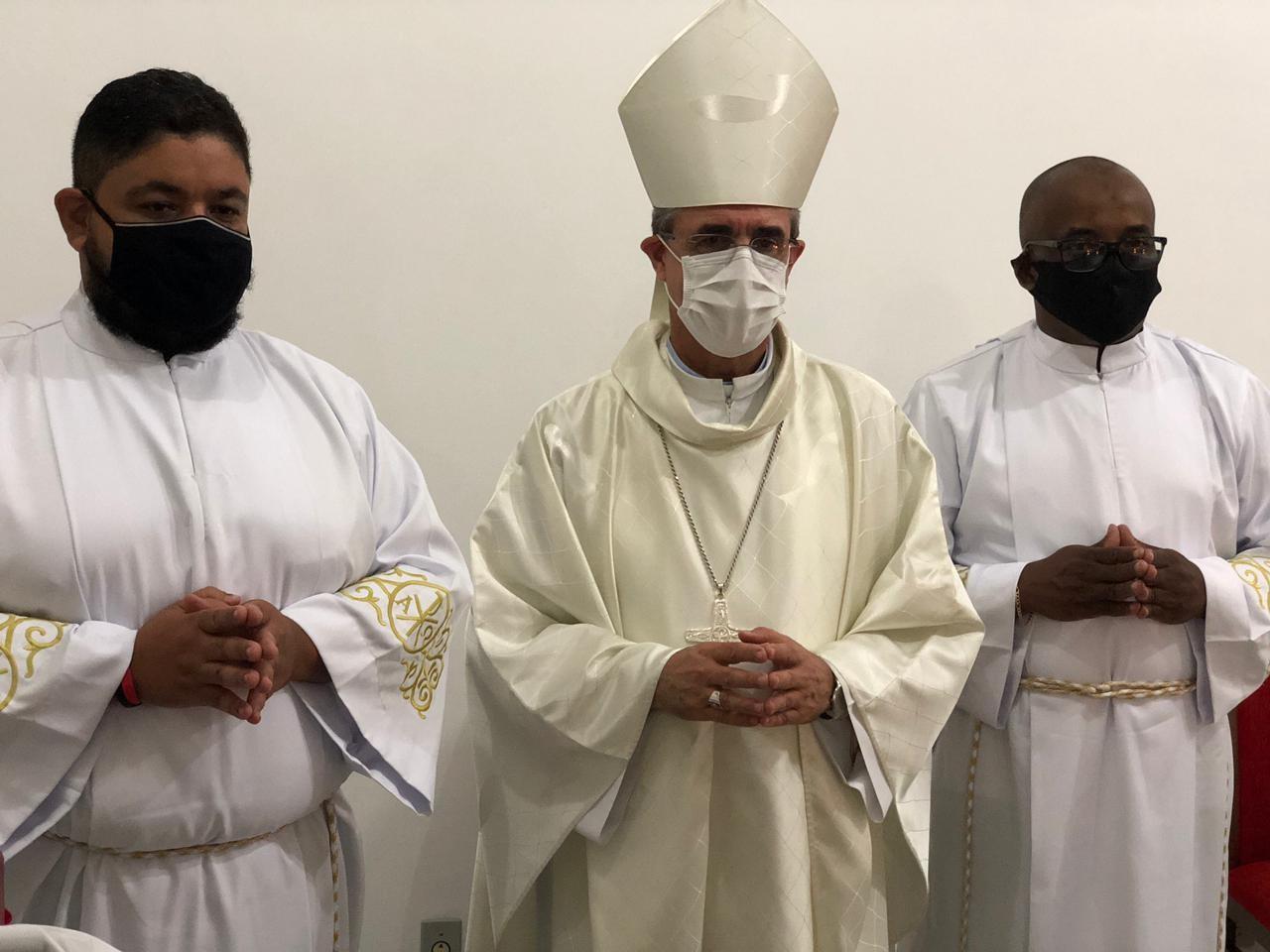 Admissão às Ordens Sacras na Diocese de Itabira/Coronel Fabriciano