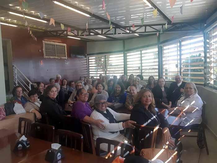 CDD de Jundiaí promove o 1º Café da Manhã das esposas de diáconos com o bispo
