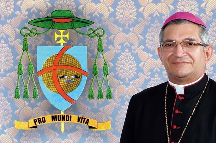 Convites para Ordenações Diaconais na Diocese de Campina Grande (PB)