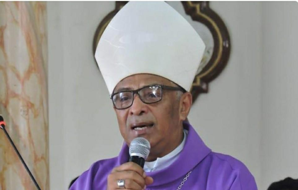 MENSAGEM DA PRESIDÊNCIA DA CND AO BISPO DIOCESANO DE PARNAÍBA (PI)