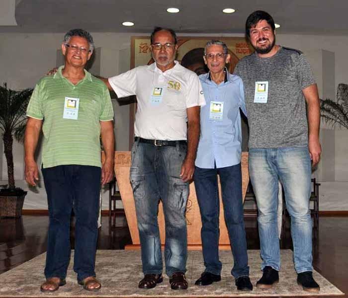 Equipe da ENAC registrou a XI Assembleia Geral Ordinária e Eletiva da CND