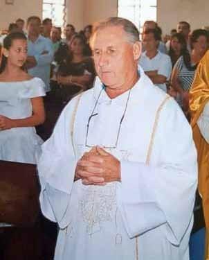 Faleceu o Diácono Carlito Kosan