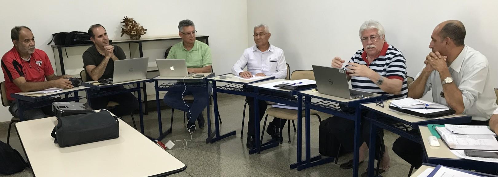 CND faz reunião de planejamento em Brasília