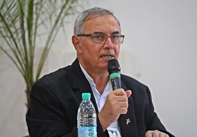 Diácono Zeno Konzen presta contas das atividades da atual presidência