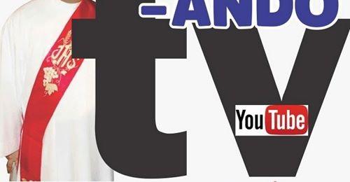 Inscreva-se no canal Diaconal Diaconando TV no YouTube