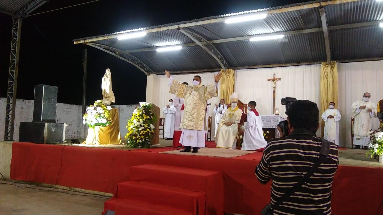 Francisco das Chagas foi ordenado Diácono Permanente na Diocese de Bacabal (MA)